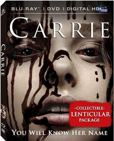 Carrie Blu-ray Review
