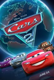 Cars 2 Theatrical Review