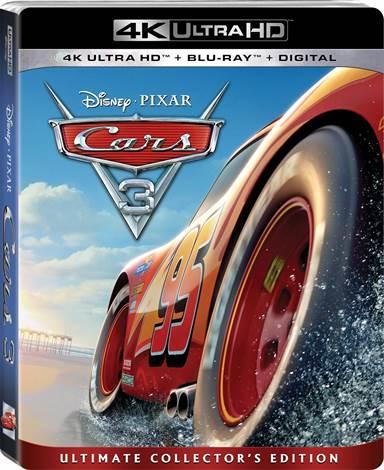 Cars 3 4K Ultra HD Review