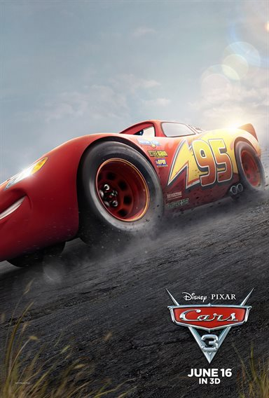 Cars 3 © Walt Disney Pictures. All Rights Reserved.