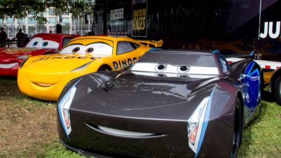 Disney Pixar Car 3 Road Show Event, Miami, FL