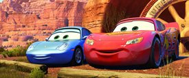 Cars © Walt Disney Pictures. All Rights Reserved.