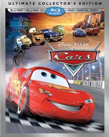 Cars 3D Blu-ray Review