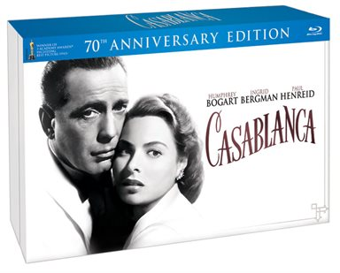 Casablanca (70th Anniversary Limited Collector's Edition) Blu-ray Review