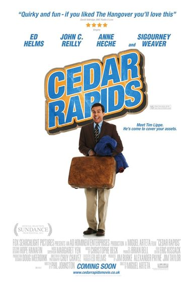 Cedar Rapids © Fox Searchlight Pictures. All Rights Reserved.
