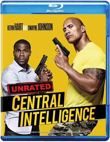 Central Intelligence Blu-ray Review