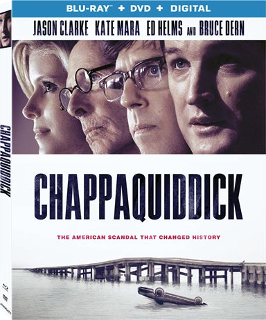 Chappaquiddick Blu-ray Review