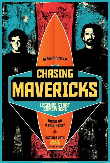 Chasing Mavericks © 20th Century Fox. All Rights Reserved.
