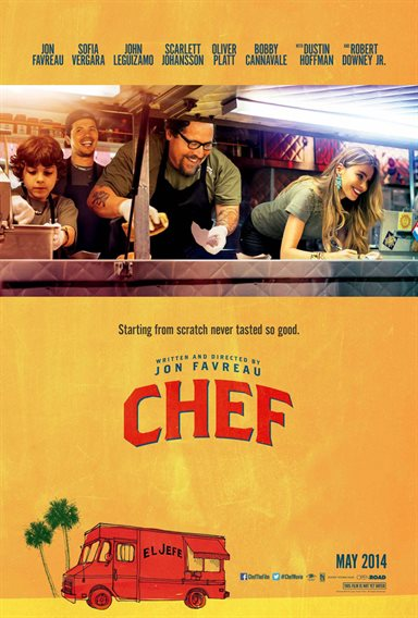 Chef © Open Road Films. All Rights Reserved.