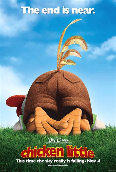 Chicken Little © Walt Disney Pictures. All Rights Reserved.