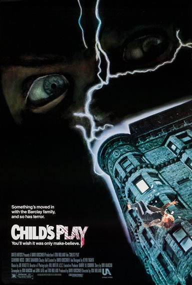 Child's Play © United Artists. All Rights Reserved.