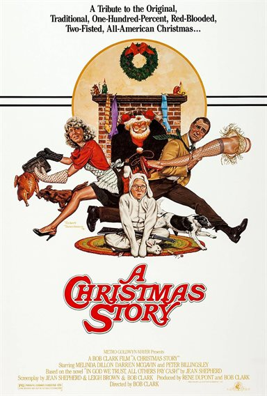 A Christmas Story © MGM Studios. All Rights Reserved.