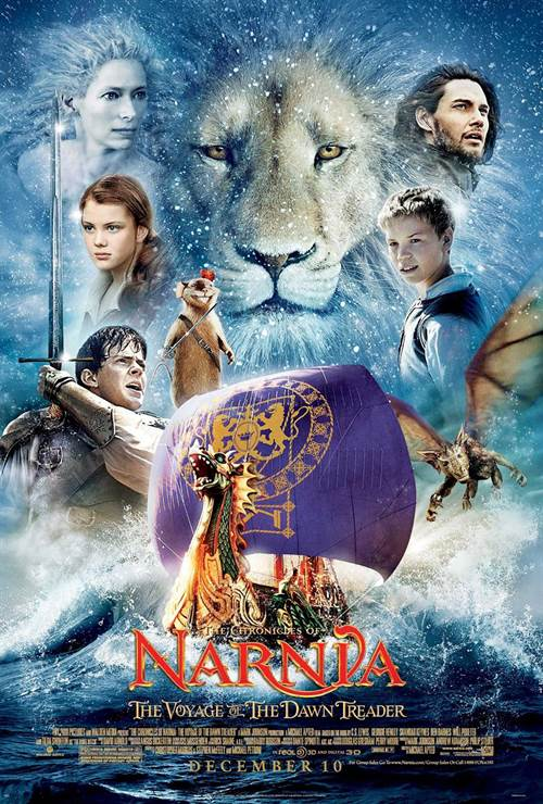 The Chronicles of Narnia: Voyage of the Dawn Treader