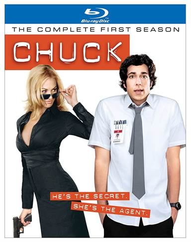 Chuck: The Complete First Season (Blu-ray) Blu-ray Review