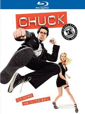 Chuck: The Complete Third Season Blu-ray Review