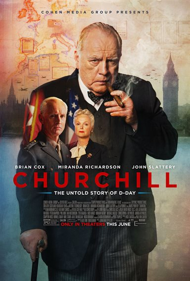Churchill © Cohen Media Group. All Rights Reserved.