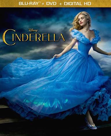 Cinderella Blu-ray Review