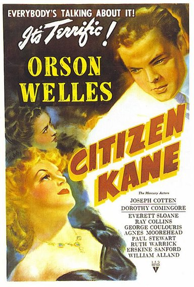 Citizen Kane © RKO Pictures. All Rights Reserved.