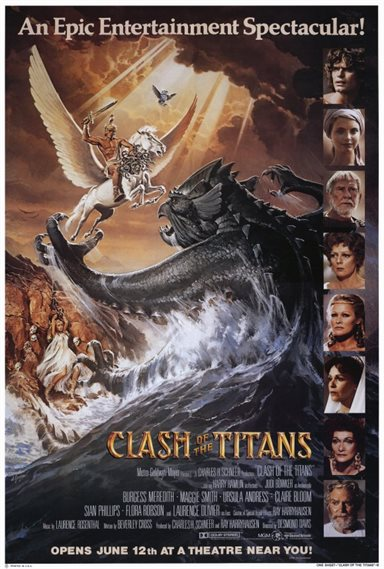 Clash of The Titans © MGM Studios. All Rights Reserved.