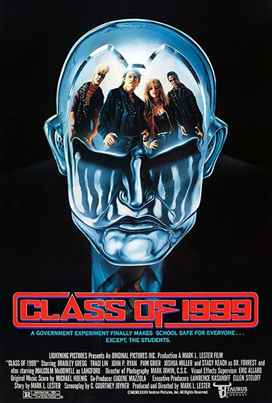 Class of 1999 © Vestron Pictures. All Rights Reserved.