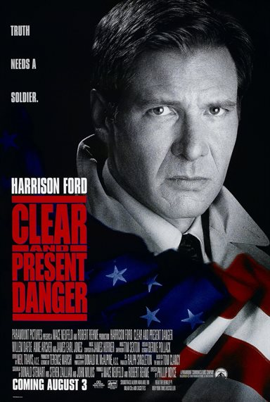 Clear and Present Danger © Paramount Pictures. All Rights Reserved.