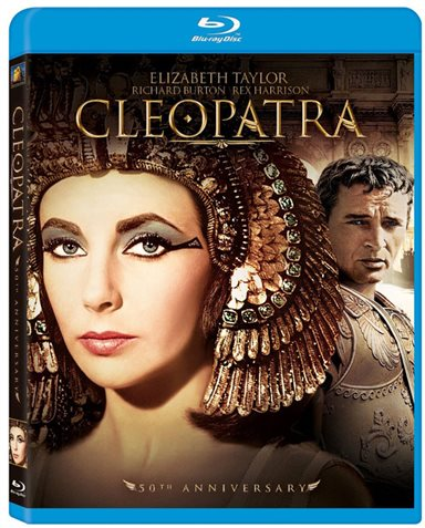 Cleopatra Blu-ray Review