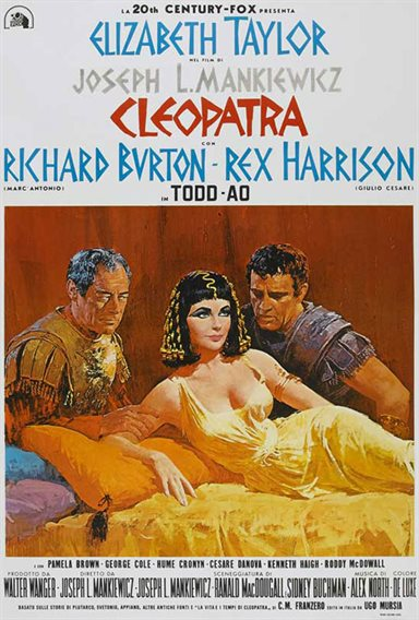 Cleopatra © 20th Century Fox. All Rights Reserved.