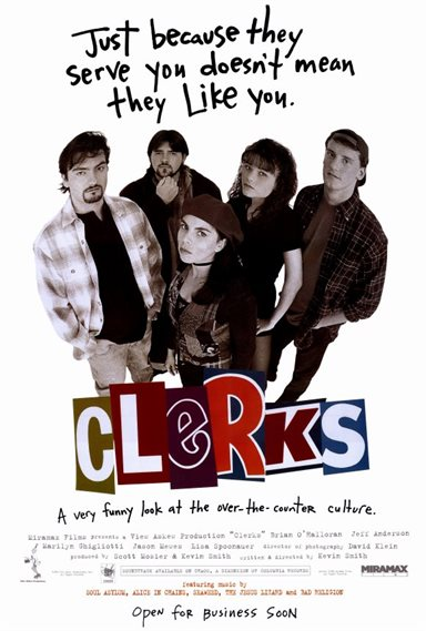 Clerks Theatrical Review