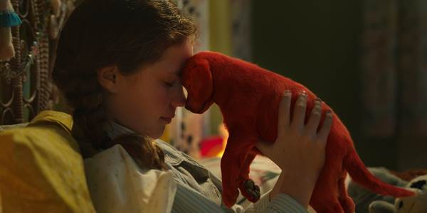 Clifford the Big Red Dog © Paramount Pictures. All Rights Reserved.