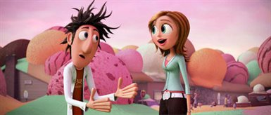 Cloudy with a Chance of Meatballs © Columbia Pictures. All Rights Reserved.