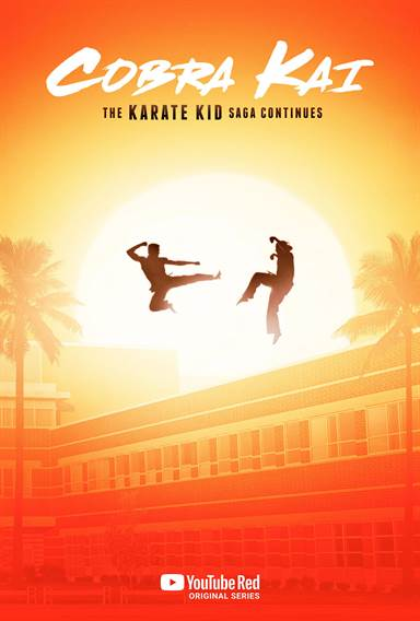 Cobra Kai © Sony Pictures Television. All Rights Reserved.