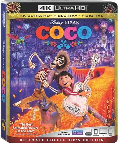 Coco 4K Ultra HD Review