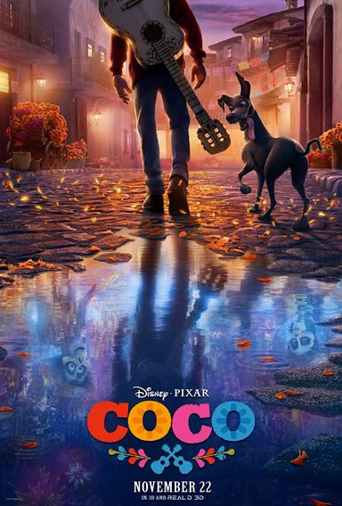 Coco © Walt Disney Pictures. All Rights Reserved.