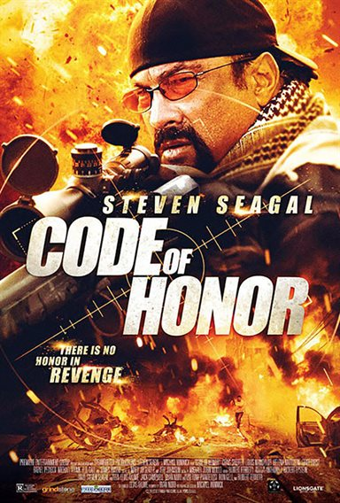 Code of Honor © Lionsgate. All Rights Reserved.