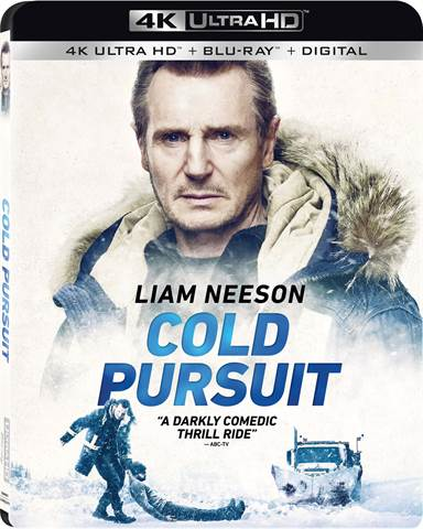 Cold Pursuit 4K Ultra HD Review