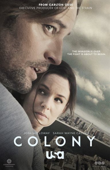 Colony © Legendary Television, Universal Cable Productions. All Rights Reserved.