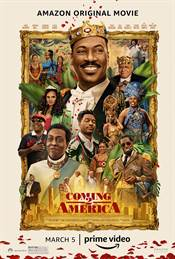 Coming 2 America Theatrical Review