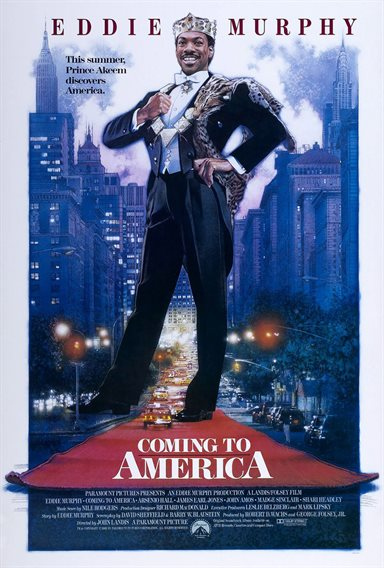 Coming To America © Paramount Pictures. All Rights Reserved.