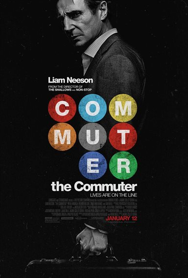 The Commuter © Lionsgate. All Rights Reserved.
