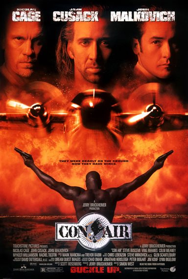 Con Air © Touchstone Pictures. All Rights Reserved.