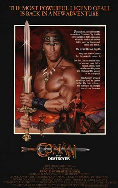 Conan The Destroyer © Universal Pictures. All Rights Reserved.