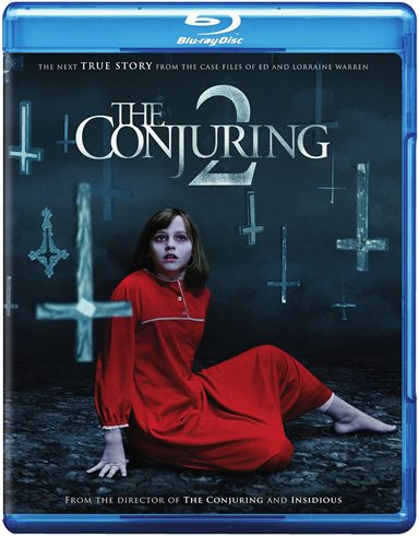 The Conjuring 2 Blu-ray Review
