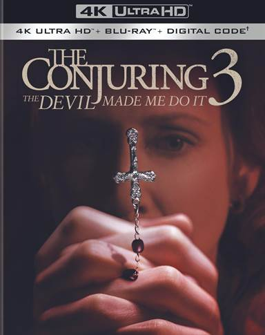 The Conjuring 3: The Devil Made Me Do It 4K Ultra HD Review