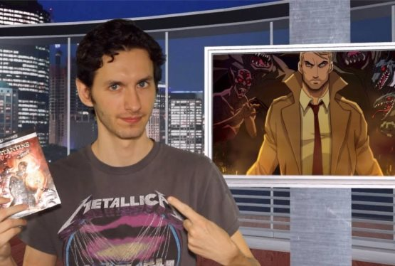 Constantine: City of Demons - The Movie | Home Video Reviews