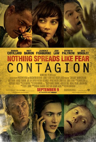 Contagion © Warner Bros.. All Rights Reserved.