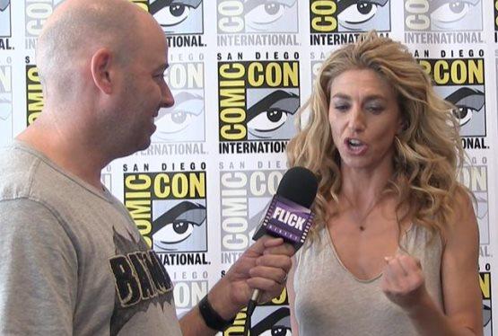 Cast Interviews Comic Con 2015