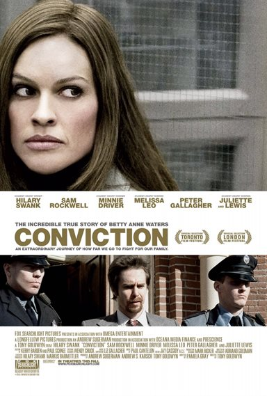 Conviction © Fox Searchlight Pictures. All Rights Reserved.