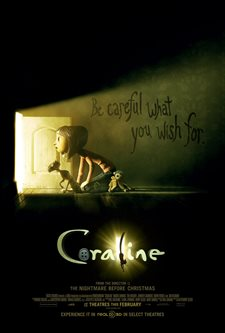 Coraline Theatrical Review