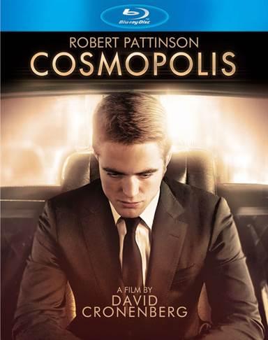 Cosmopolis Blu-ray Review