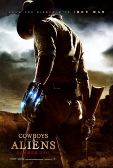 Cowboys & Aliens Theatrical Review